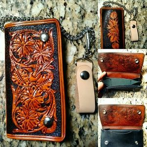 Dark Horse Leather Jewelry and Woodcraft